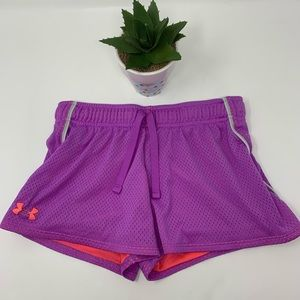 Girl's Under Armour shorts